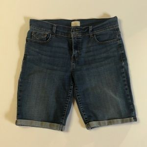 Levi's Bermuda shorts size 10